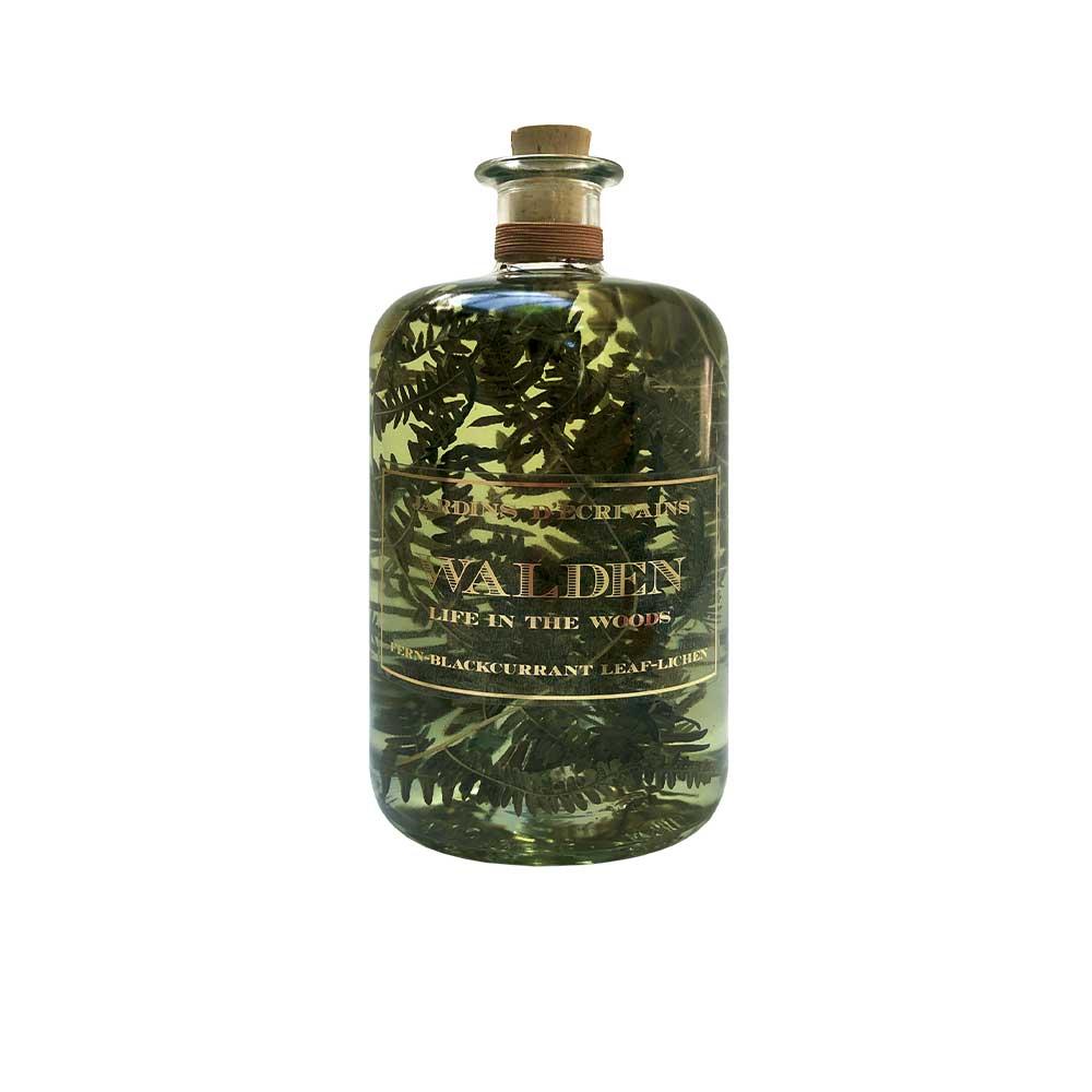 Jardins D'Écrivains Diffuseur de parfum Walden Life In The Woods 500 ml