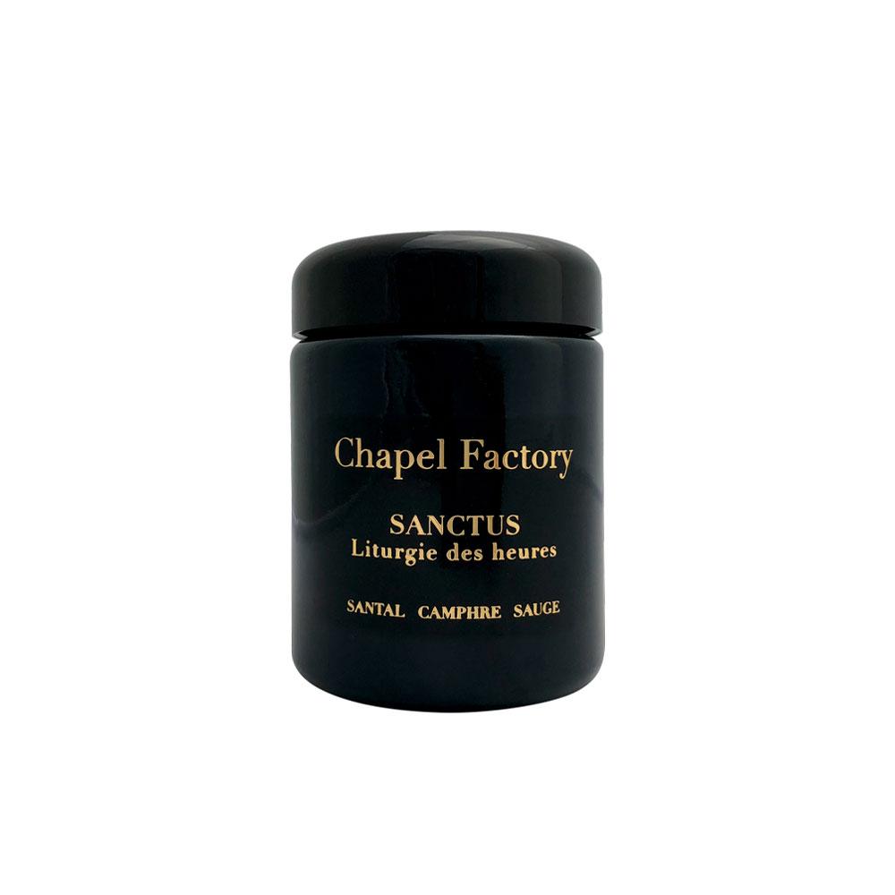 CHAPEL FACTORY - BOUGIE - SANCTUS 250 G