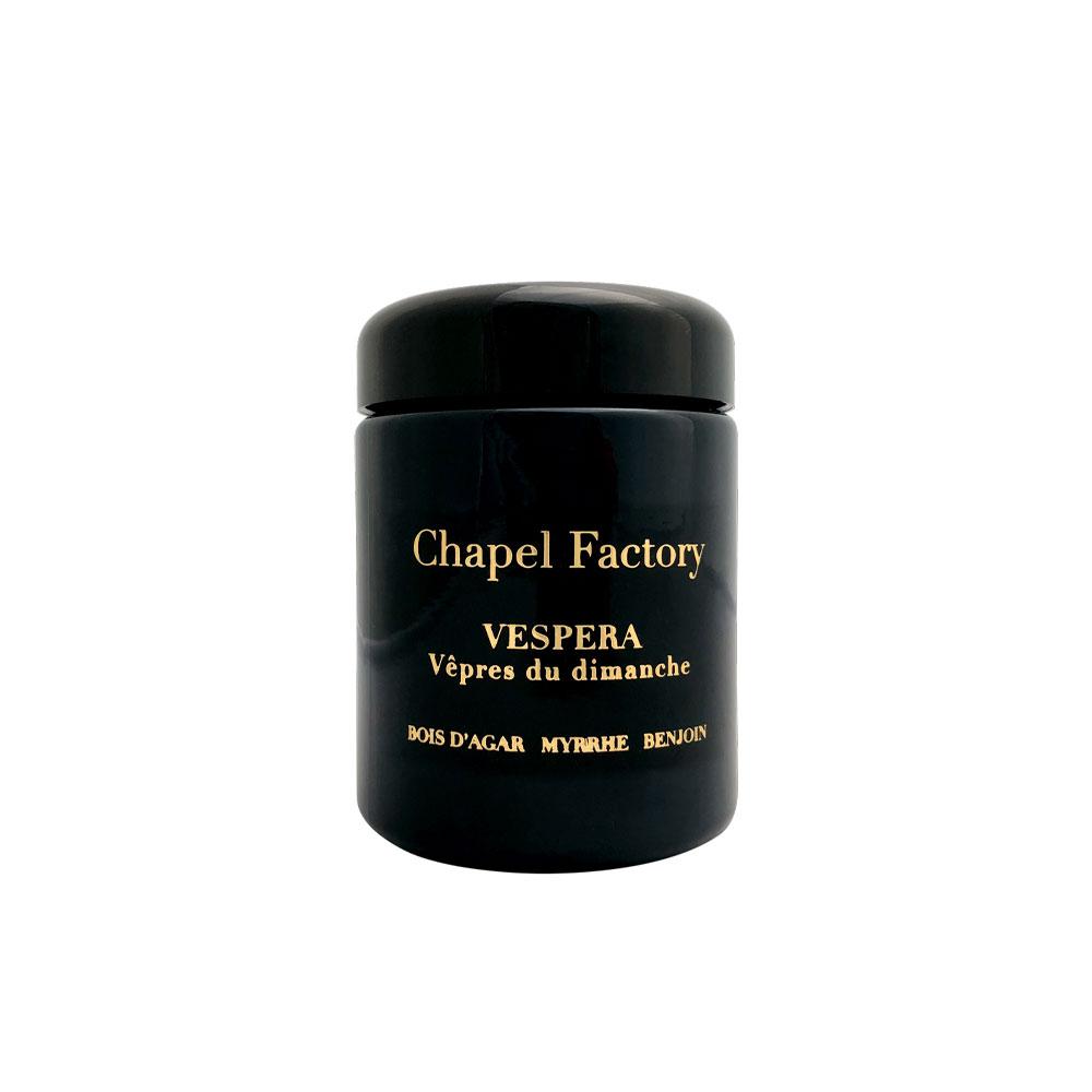 CHAPEL FACTORY- BOUGIE - VESPERA 250 G