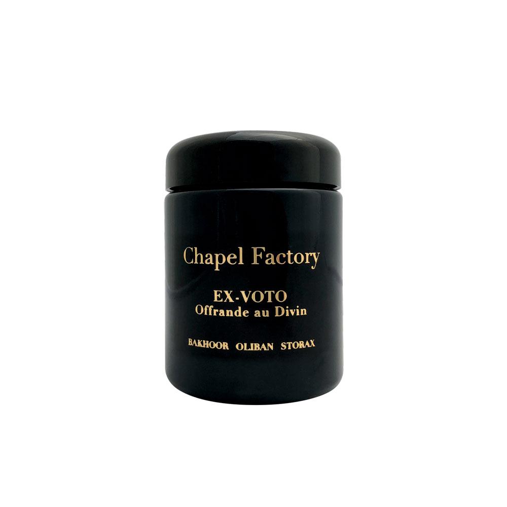CHAPEL FACTORY-BOUGIE - EX-VOTO 250 G
